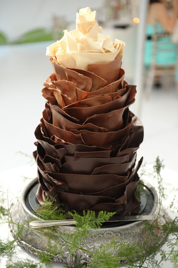 Chocolate Cakes / Prettiest Chocolate Cake Picture