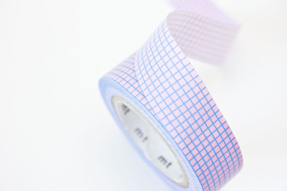 2014 mt Masking Tape Pastel mt Tape Grid by SwanstonStSupplies
