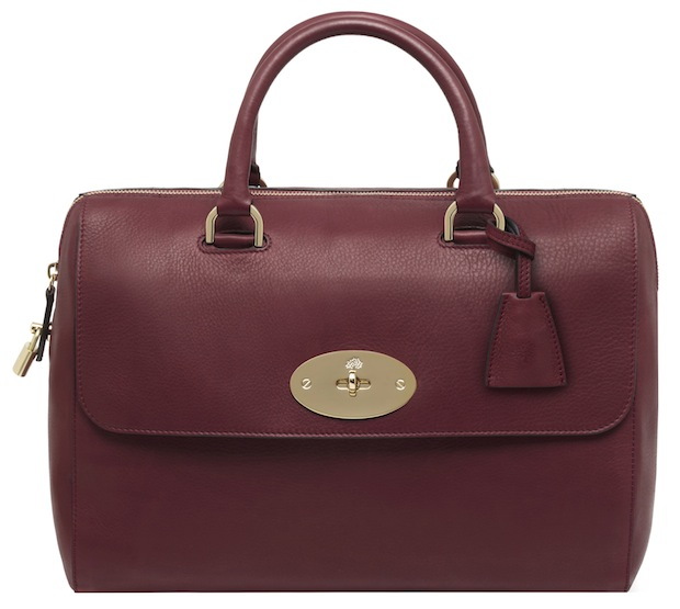 Streets are Runways: Mulberry introduces the 'Del Rey' bag