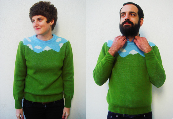 Sweaters by Sirena Con Jersey