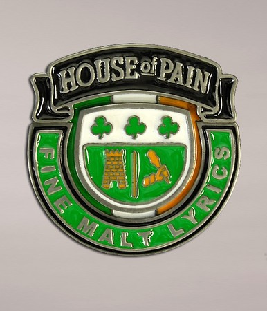 House Of Pain Jump Around Special Edition Green Vinyl