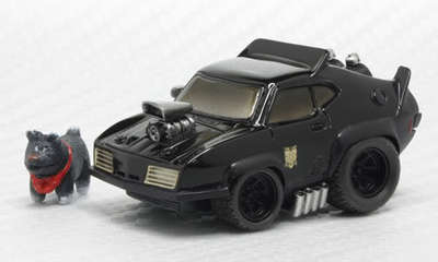 Mad Max INTERCEPTOR2 Choroq Size Hand Made Elaborate Refined Model Kits JP | eBay