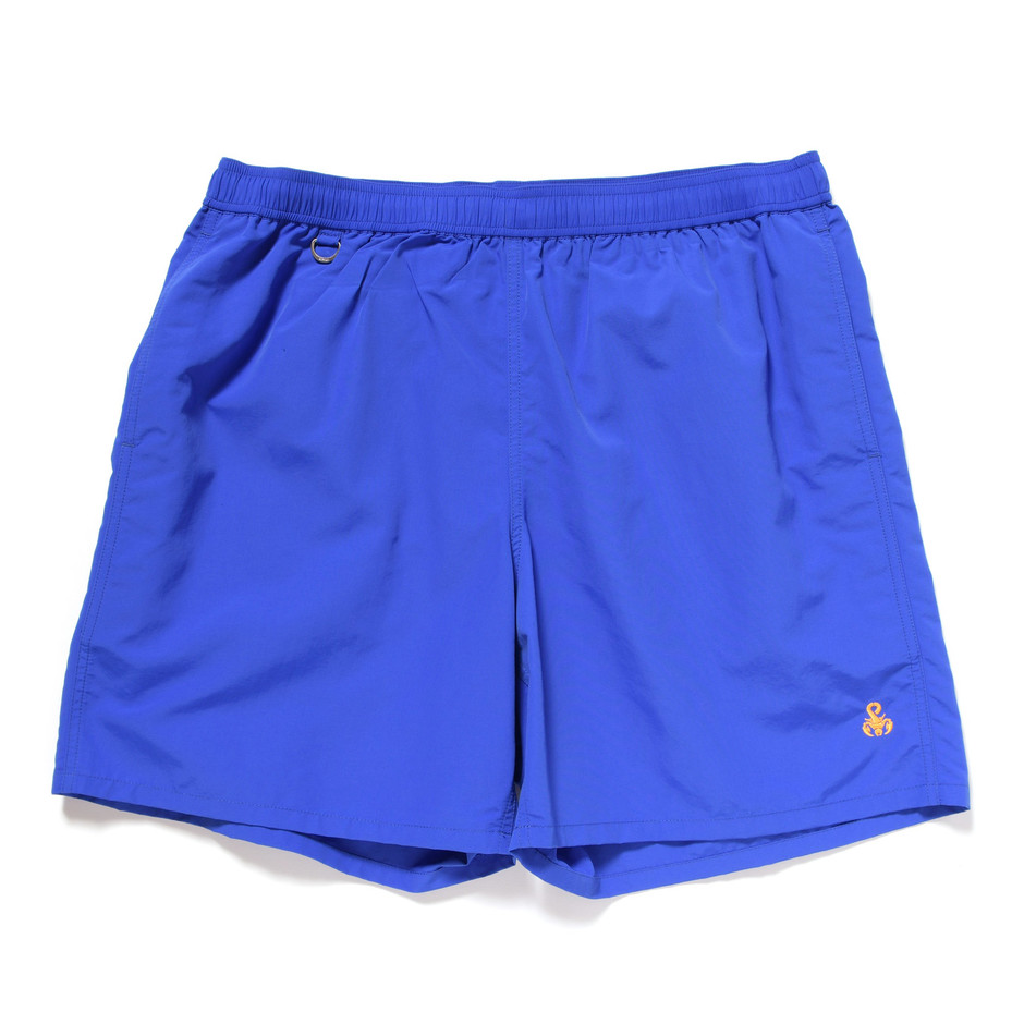 SOPH. | SUPPLEX NYLON SHORTS(S BLUE):