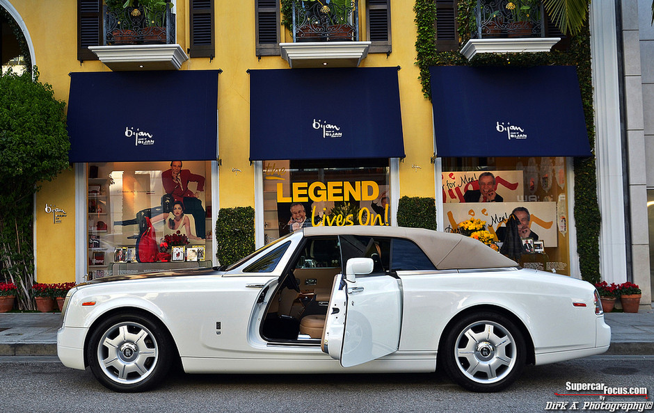 The Rolls Royce Phantom Drophead Coupe, An Automobile Inspired By Racing Yachts Of The 1930's   Flickr – 相片分享!