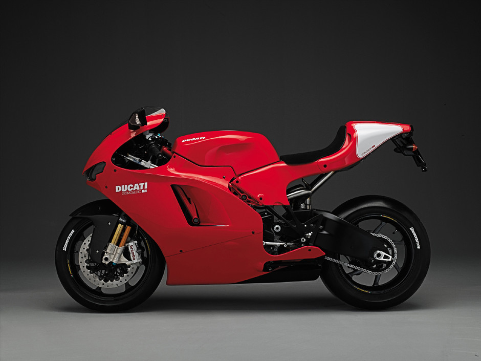Moto lust, thy name is Desmosedici RR: Ducati NA finds a few more to sell