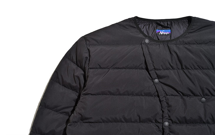 NANGA/LOFTMAN別注 Inner Down Jacket-Black