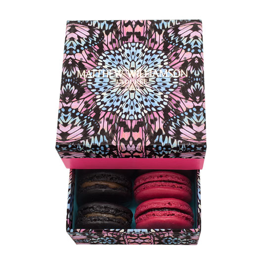 London Fashion Week: Ladurée and Matthew Williamson tasty collaboration – Now. Here. This. – Time Out London