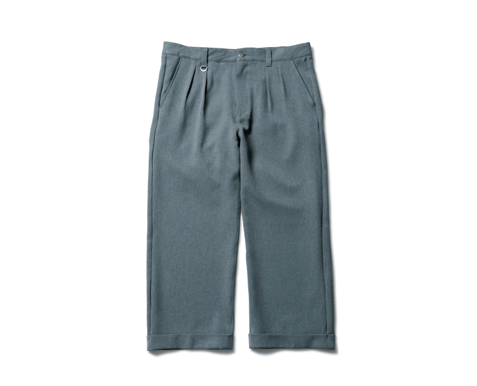 SOPHNET. | PRODUCT | WIDE ANKLE CUT PANT