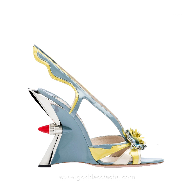 Prada SS 2012: Hot Rods and Heels « Only High Heels