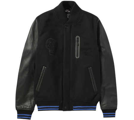 Swag Syndicate » Stussy x Nike Sportswear Destroyer Jacket