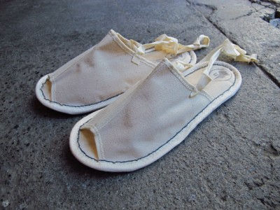 Blog from ArchStyle » US MILITARY SLIPPER |archstyle|Arch アーチ