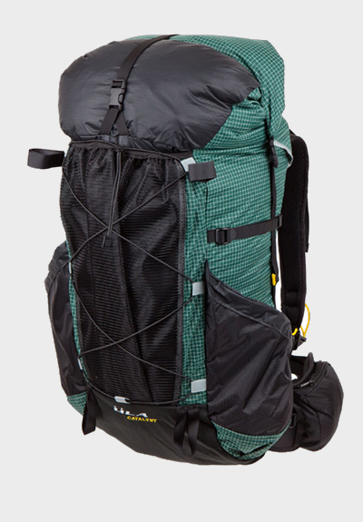 Catalyst Backpack - Thru Hiking & Camping Veteran on PCT, CDT & AT - ULA Equipment