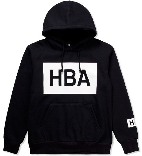 HOOD BY AIR【関税込み】B&W HOODIE BY HBA - Surely Found Tokyo