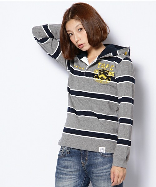 TOMMY Hers / BROOK RUGGER HOODIE HERS(Tシャツ・カットソー) - ZOZOTOWN