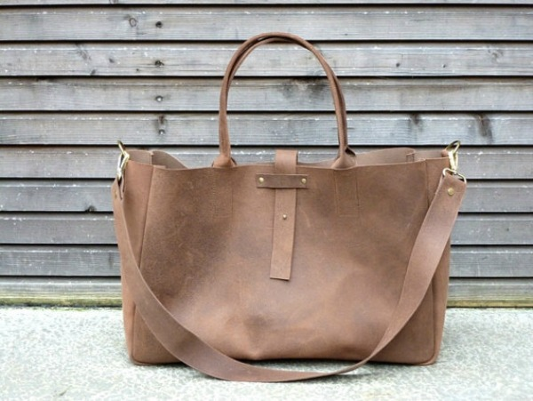The eternal search for the perfect leather bag