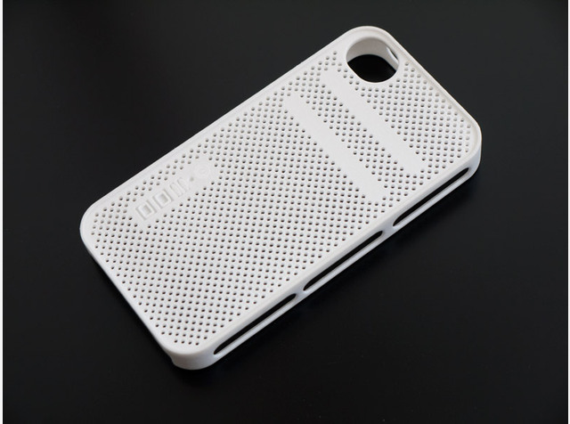 Shapeways | Blog: Apple Fanboys Rejoice !!! The iPhone 4/4S case MacPro Style is now 3D Printing at Shapeways