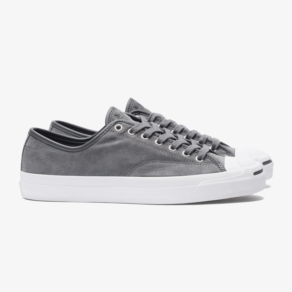 CONVERSE JACK PURCELL PRO (GREY/WHITE) - 510skateboarding