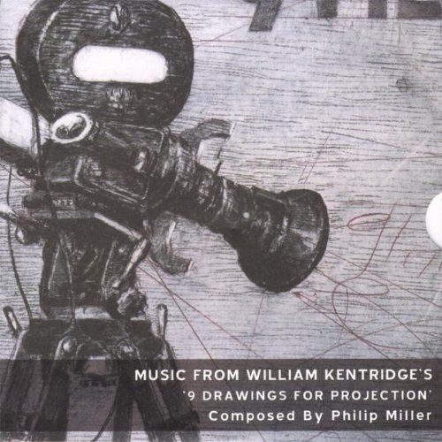 Amazon.co.jp: Music from William Kentridge's '9 Drawings for Projection': Philip Miller: 音楽