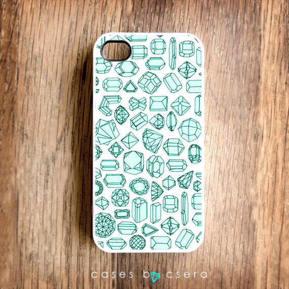 Unique iPhone 4 Case Trend iPhone 4s Case Facet by casesbycsera
