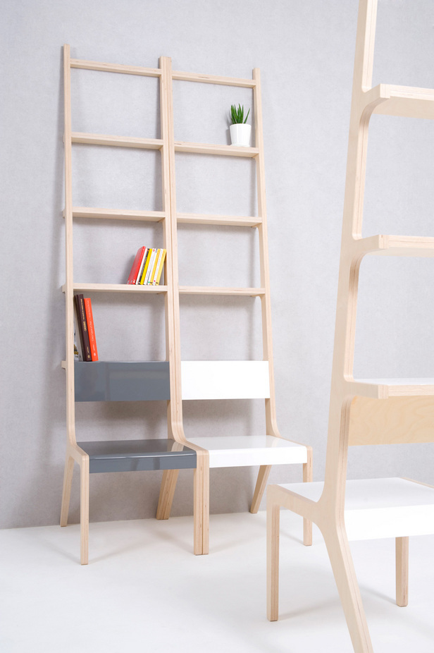 Space Saving Furniture by Seung Yong Song | Inqmind