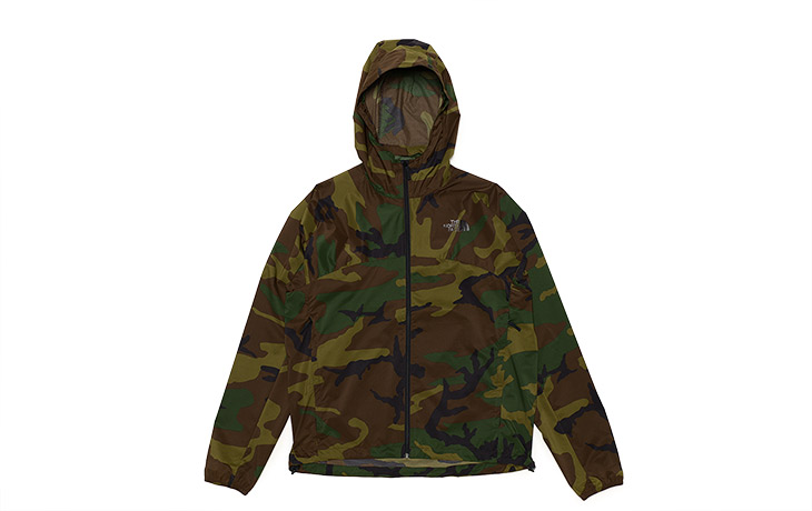 THE NORTH FACE/Novelty Swallowtail Hoodie-CF