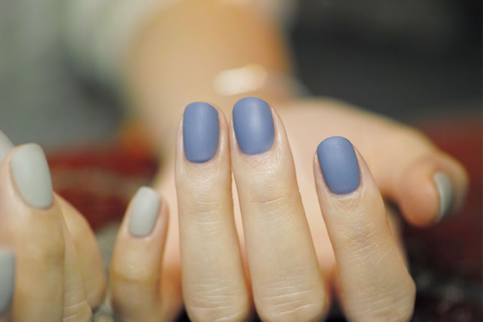NAIL-COMMON: [Matt]one color nail