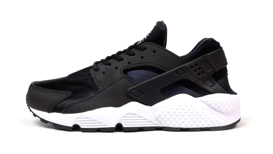 "(WMNS) AIR HUARACHE RUN ""LIMITED EDITION for ICONS"" BLK/WHT ナイキ NIKE 