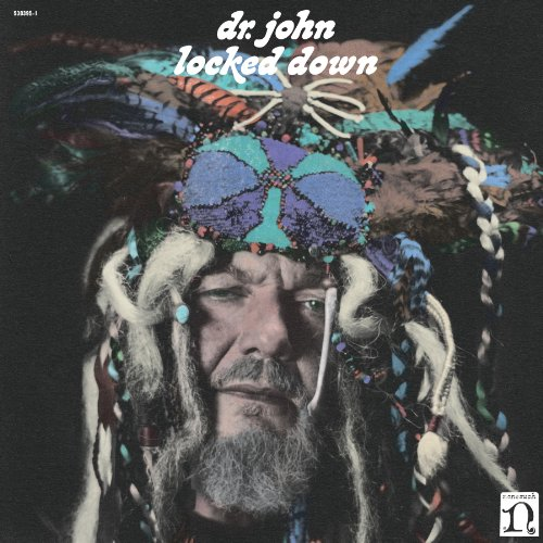 Amazon.co.jp: Locked Down [Analog]: Dr. John: 音楽