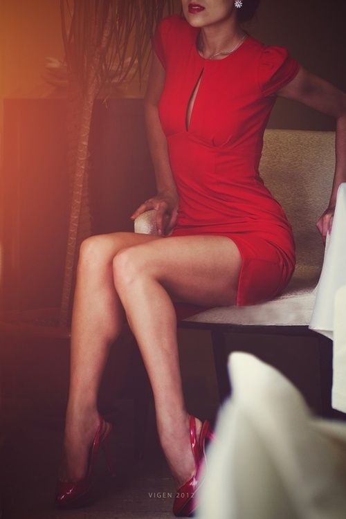 Red Dress | My Style Pinboard