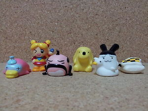 Japan Bandai Tamagotchi Kids SET OF 6 Mini Figures 1997 | eBay