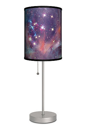 The Galaxy Lamp in Morning Light | Gift Ideas for Boyfriend