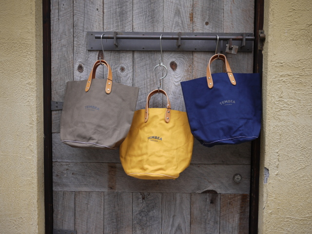 TEMBEA テンベア DELIVERY TOTE デリバリートート LEQUEL