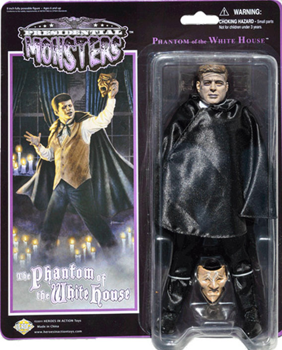 Heroes in Action Toys - Presidential Monsters
