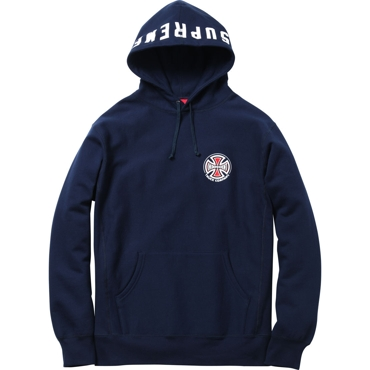 Supreme/Independent® Pullover - Navy