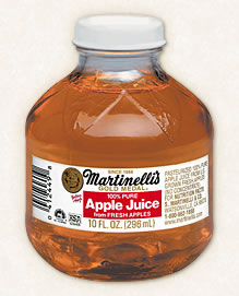 Products - Apple Juice (10 oz.) - S. Martinelli & Company