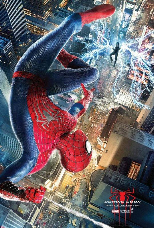 Gorgeous New 'The Amazing Spider-Man 2' Posters