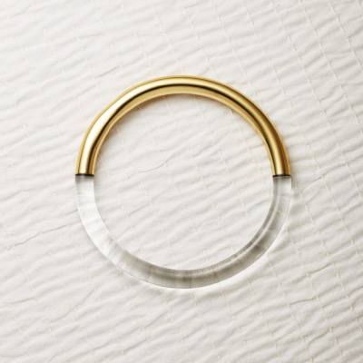 *Siri Siri / Japan* Bangle Circle GD - QUICO WEB SHOP