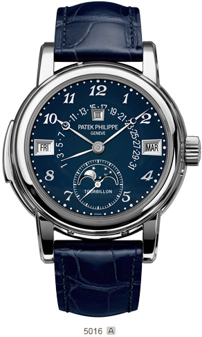 PATEK PHILIPPE SA - 2015 Only Watch Auction Results / Geneva