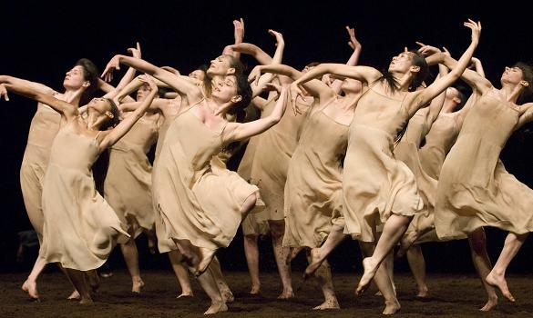 "Pina Bausch: A Legend In Time (1940-2009). « ""I can't. I have rehearsal."""