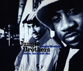 80's & 90's Hip-Hop: Jungle Brothers - Jungle Brother (Urban Takeover Mix) (CDS) (1998) (320 kbps)