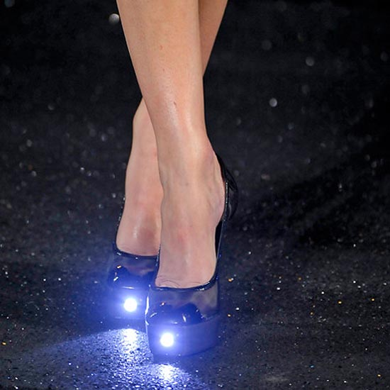 LED shoes from Chanel could be the fashion future | Blog | ZiggyTek