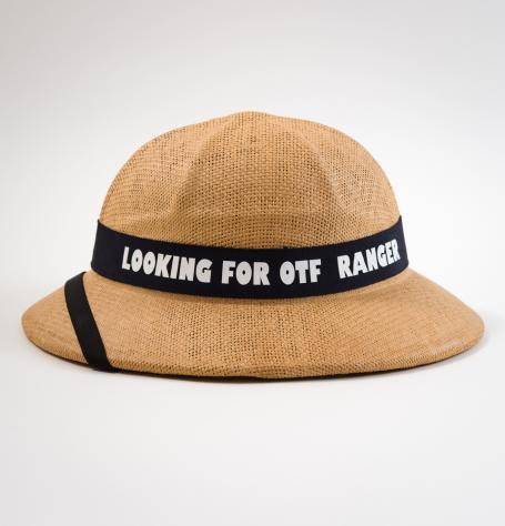 SKATE PARK RANGER(NATURAL) - SON OF THE CHEESE ONLINE SHOP