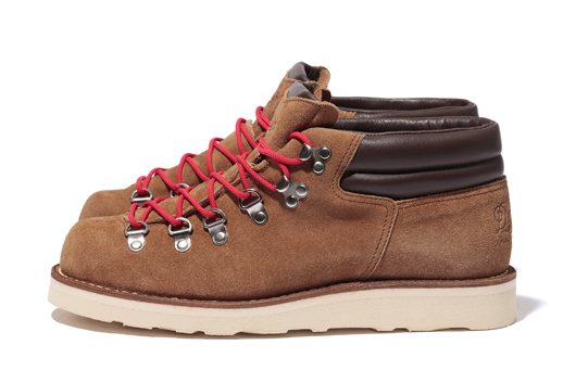 Danner Mountain Ridge Mid for STUSSY : STUSSY JAPAN OFFICIAL SITE
