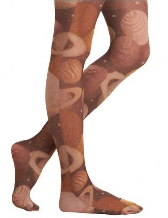 【LASO ラソ】☆ modcloth ☆ According to Planet Tights モドクロス