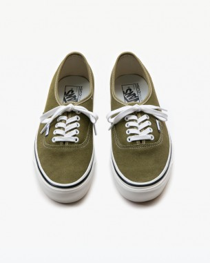 Tronica » VANS – Authentic 44DX Anaheim Factory Suede Navy