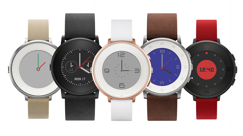 Pebble – A New Face for Pebble