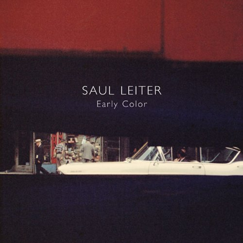 Amazon.co.jp: Saul Leiter: Early Color: Saul Leiter, Martin Harrison: 洋書