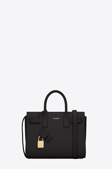 Gallery|SAINT LAURENT|「SAC DE JOUR」にベビーサイズが登場 | Web Magazine OPENERS - FASHION NEWS WOMEN