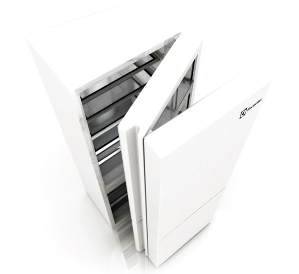 Z-Refrigerator by Hee Young Lee » Yanko Design