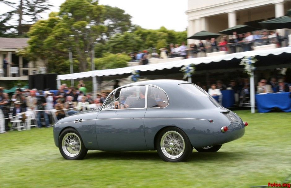 All sizes | 1949 Fiat 750 MM Panoramica Zagato - gray - fvr | Flickr - Photo Sharing!